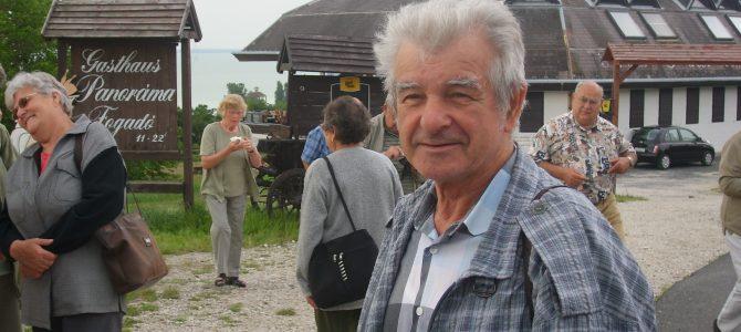 Kovács János somogyszobi fafaragó népművész