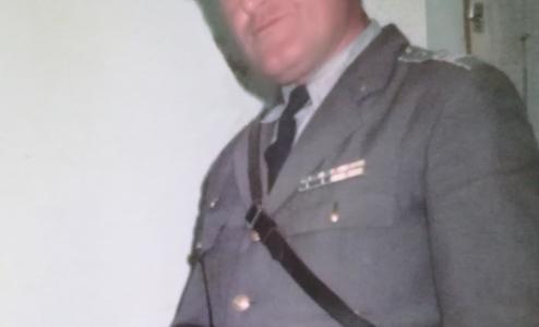 Somogyszobon volt körzeti rendőr: Petrus Imre