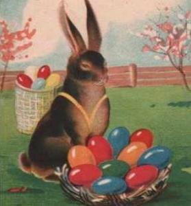 Egy régi emlék húsvétról