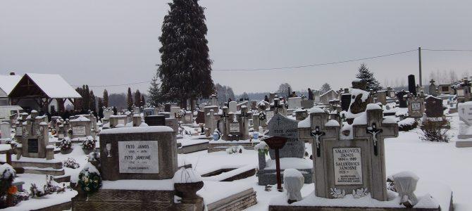 Somogyszobi temetők