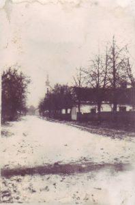 Kálvin utca régen